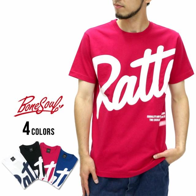 ビーワンソウル Tシャツ メンズ デカロゴ プリント Tシャツ 半袖 マルカワ B ONE SOUL ビッグ ロゴ ストリート ブランド ピンク  ブルーの通販はWowma!
