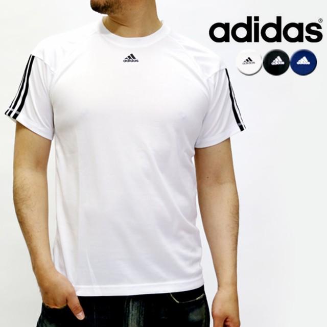 アディダス Tシャツ メンズ 半袖 ワンポイント プリント クライマライト マルカワ adidas CLIMA LITE 吸汗速乾 メッシュ インナー  シンプの通販はWowma!