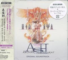 送料無料有/「A.S.H.-Archaic Sealed Heat-」オリジナルサウンドトラック/ゲーム・ミュージック/SVWC-7503
