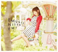 送料無料有/[CD]/新田恵海/EMUSIC [ブックレット付初回限定盤]/EMTN-10009
