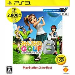 送料無料有/[PS3]/みんなのGOLF6 [ベスト版] [PS3]/ゲーム/BCJS-70028