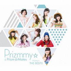 ゆうメール不可/[CD]/Prizmmy☆プリズム☆メイツ/Prizmmy☆ THE BEST!! 特装版 [2CD+DVD]/EYCA-11302
