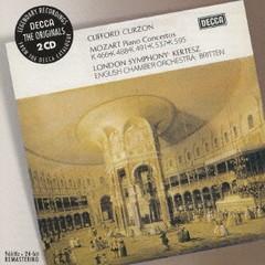 送料無料有/[CD]/サー・クリフォード・カーゾン (ピアノ)/モーツァルト: ピアノ協奏曲集/UCCD-4415