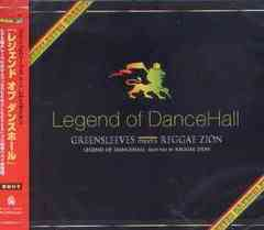 オムニバス/Legend of Dancehall GREENSLEEVES meets REGGAE ZION/POCE-15505