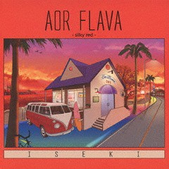 [CD]/ISEKI/AOR FLAVA -silky red-/TKCA-74563