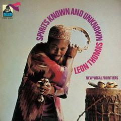 [CD]/レオン・トーマス/スピリット・ノウン&アンノウン +3 [完全限定生産]/CDSOL-45724