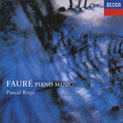 パスカル・ロジェ(Pf)/フォーレ: ピアノ作品集/UCCD-50077
