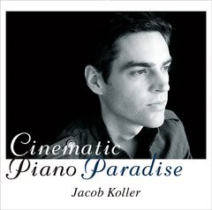 ジェイコブ・コーラー (pf)/シネマティック・ピアノ・パラダイス/OMCX-1254
