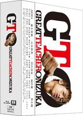 送料無料 ゆうメール不可/[Blu-ray]/GTO(2012) Blu-ray BOX [Blu-ray]/TVドラマ/TCBD-186