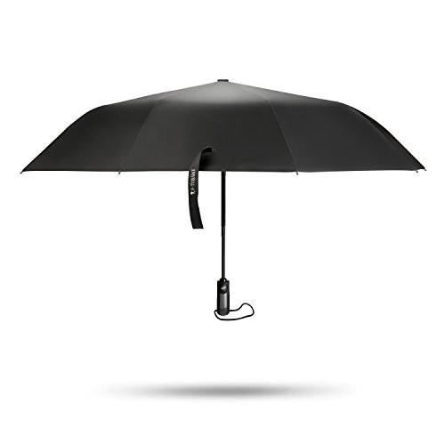 F-TUBAME 折りたたみ 傘 軽量 自動開閉 高強度抗風 傘 メンズ 日傘 折り畳み uv カット 日傘 遮光 撥水性 10本骨 コンパクト 晴