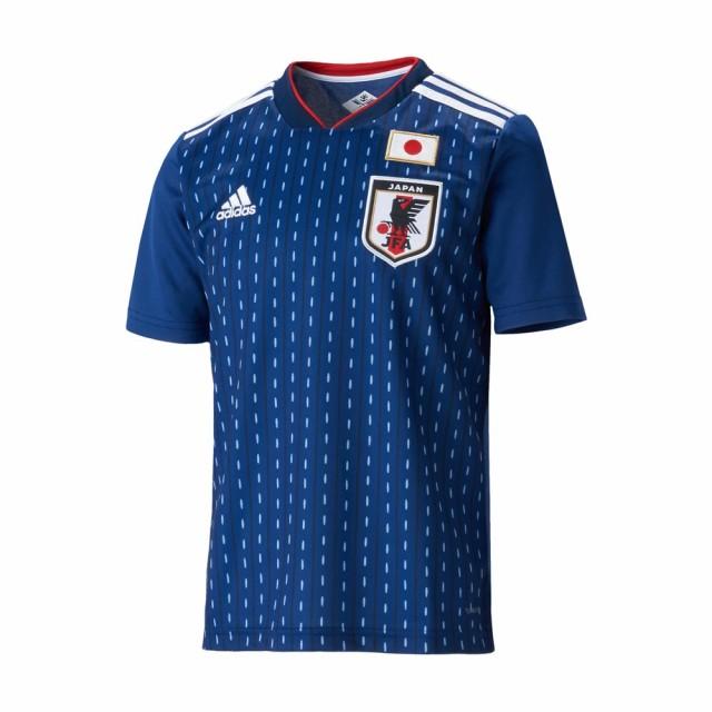 0a015c9b282284 adidas(アディダス) DRN90 キッズ サッカー日本代表 ホームレプリカユニフォーム 半袖 ジュニア