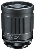 かわいい! 【新品/取寄品/】軽量コンパクトな望遠レンズ ケンコーミラーレンズ400mmF8NIIニコン1 NI KF-M400N1-カメラ