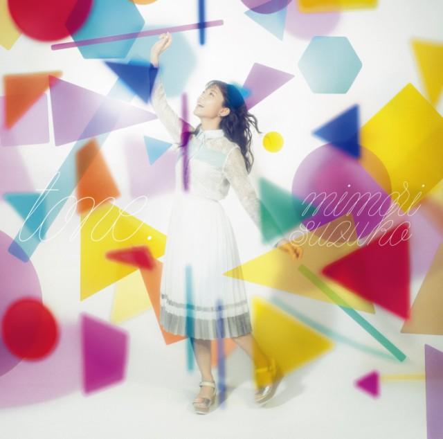 (おまけ付)2018.06.27発売 tone.(通常盤) / 三森すずこ 【CD】 PCCG1699-SK