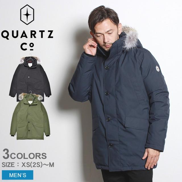 (お得な特別割引価格) クオーツ コー ダウンジャケット メンズ テイラー TAYLOR 39411 アウター 防寒 長袖 QUARTZ Co., ナカガワマチ 1936d098