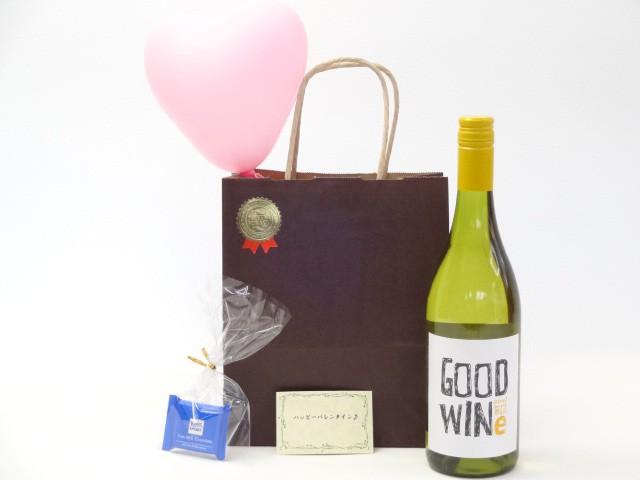 贈り物セット  ワインセット(GOODWINe ピノ・グリージョ 白ワイン750ml ネッド・グッドウィンMW監修(オーストラリア))メ