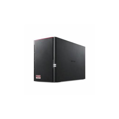 最安 3年保証モデル ネットワーク対応HDD リンクステーション 6TB SOHO BUFFALO LS520DN0602B バッファロー for LS510DNBシリーズ LS520DN0602-外付けドライブ・ストレージ