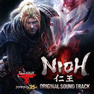 【CD】仁王 オリジナルサウンドトラック/ゲームミュージック [KECH-1804] ゲームミユージツク