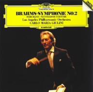 【CD】ブラームス:交響曲第2番/ジュリーニ [UCCG-3969] ジユリーニ
