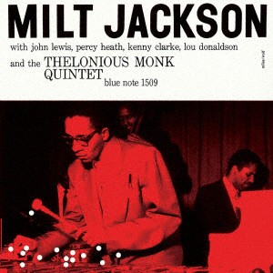 【CD】ミルト・ジャクソン+7/ミルト・ジャクソン [UCCU-5680] ミルト・ジヤクソン