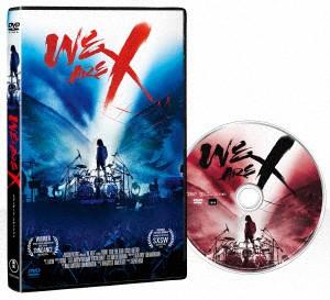 【DVD】WE ARE X スタンダード・エディション/X JAPAN [TDV-27349D] エツクス・ジヤパン