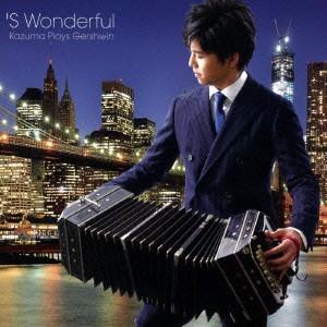 【CD】プレイズ・ガーシュウィン/三浦一馬 [VICC-60924] ミウラ カズマ