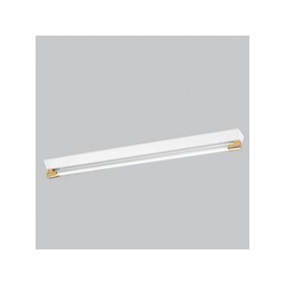 オーデリック LEDベースライトレッド・チューブ 40形 2150lm 直付型 1灯用 昼白色タイプ 5000K 本体色:金色 XL251190