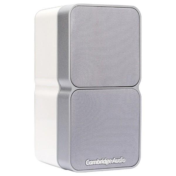 人気絶頂 Audio Cambridge [White スピーカー Minx 単品] WHT Min22-オーディオ