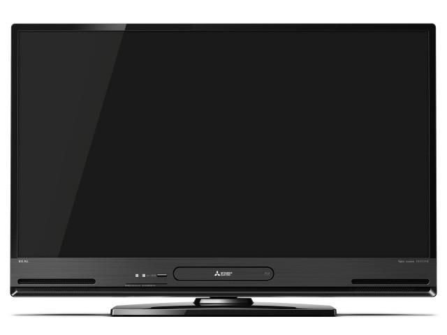 高い素材 液晶テレビ [40インチ] REAL 三菱電機 LCD-A40BHR10-テレビ本体