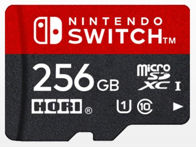 激安特価 HORI ゲーム周辺機器 microSDカード for Nintendo Switch NSW-086 [256GB], 粂治郎 ec6a7b27