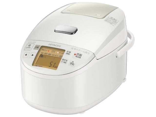【特別訳あり特価】 日立 炊飯器 RZ-BX100M, クレセント(輸入家具&雑貨) 7be05415