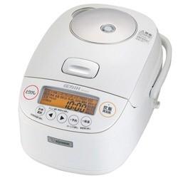 【お取り寄せ】 象印 炊飯器 極め炊き NP-BJ10-WA [ホワイト], 利根郡 ce04cd37