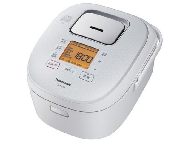 特別オファー パナソニック 炊飯器 SR-HB109-W [ホワイト], 津島町 e710a2e3