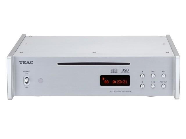 最高級のスーパー TEAC CDプレーヤー PD-501HR-SE-S [Silver], HOKUO-DESIGN  北欧家具雑貨 b806d6b6