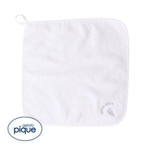 【メール便(15)】 (ジェラートピケ)gelato pique Kids&Baby baby ハンドタオル ジェラピケ