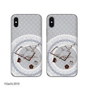 Apple iPhone X スマホ ケース ハード カバー アイフォンケース 小鳥3