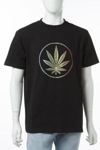 2017年春夏新作 パームエンジェルス PALM ANGELS Tシャツ メンズ(PMAA001S 084021)ブラック