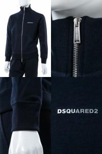 ディースクエアード DSQUARED2 トレーナー ネイビー メンズ (D9MJ00800) 送料無料