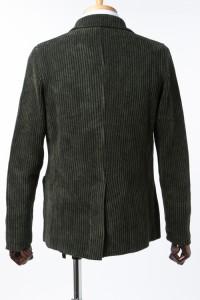 ラルディーニ LARDINI テーラードジャケット グリーン メンズ (IELJM19 IE49022) 送料無料 2017年秋冬新作