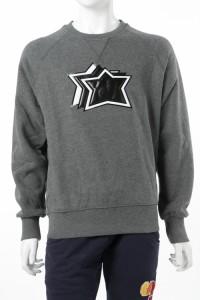 アトランティックスターズ ATLANTIC STARS トレーナー スウェット グレー メンズ (AFM1703) 送料無料 2017年秋冬新作