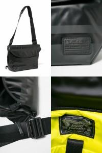 ディーゼル DIESEL ショルダーバッグ ブラック (X04224 P1105) 送料無料