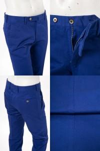 57503588712b1d PT01 ピーティーゼロウーノ パンツ チノパン ブルー メンズ (RIDT01Z EB67) 送料無料