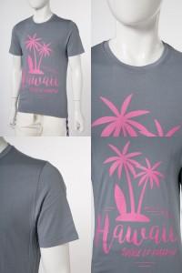 マッキアジェー MACCHIA J Tシャツ パープル メンズ (18SMT 32 T3007) 送料無料 2018年春夏新作