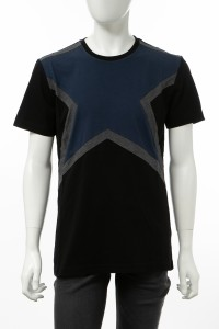 ハイドロゲン HYDROGEN Tシャツ 半袖 丸首 クルーネック BLACK ANTRACITE メンズ (250610) 送料無料