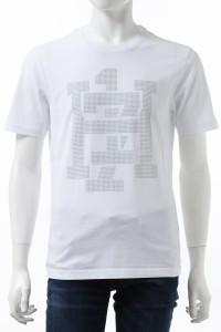 ハイドロゲン HYDROGEN Tシャツ 半袖 丸首 クルーネック ホワイト メンズ (274106) 2020年秋冬新作 2020AW_SALE