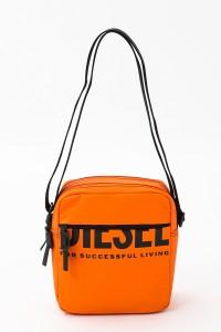 ディーゼル DIESEL ショルダーバッグ 鞄 DOUBLECROSS CROSS BODYBAG オレンジ (X06591 P3188) 送料無料