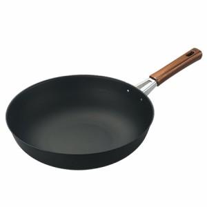 タマハシ 鉄製フライパン いため鍋 30cm 200VIH対応