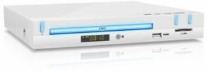 オーセラス販売 HDMI端子付きDVDプレイヤー(白) DP-10WH(支社倉庫発送品)