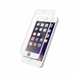 エレコム iPhone6s Plus/6 Plus用フィルム/3D/防指紋反射防止/ホワイト PM-A15LFLFRBWH(支社倉庫発送品)