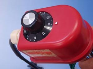 Kashima(加島) 温水パイプヒーター 1kw サーモ付(温度調節機能) WPS-110