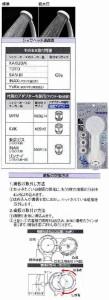 カクダイ ラケットシャワUG(ペールホワイト) 356-310-PW